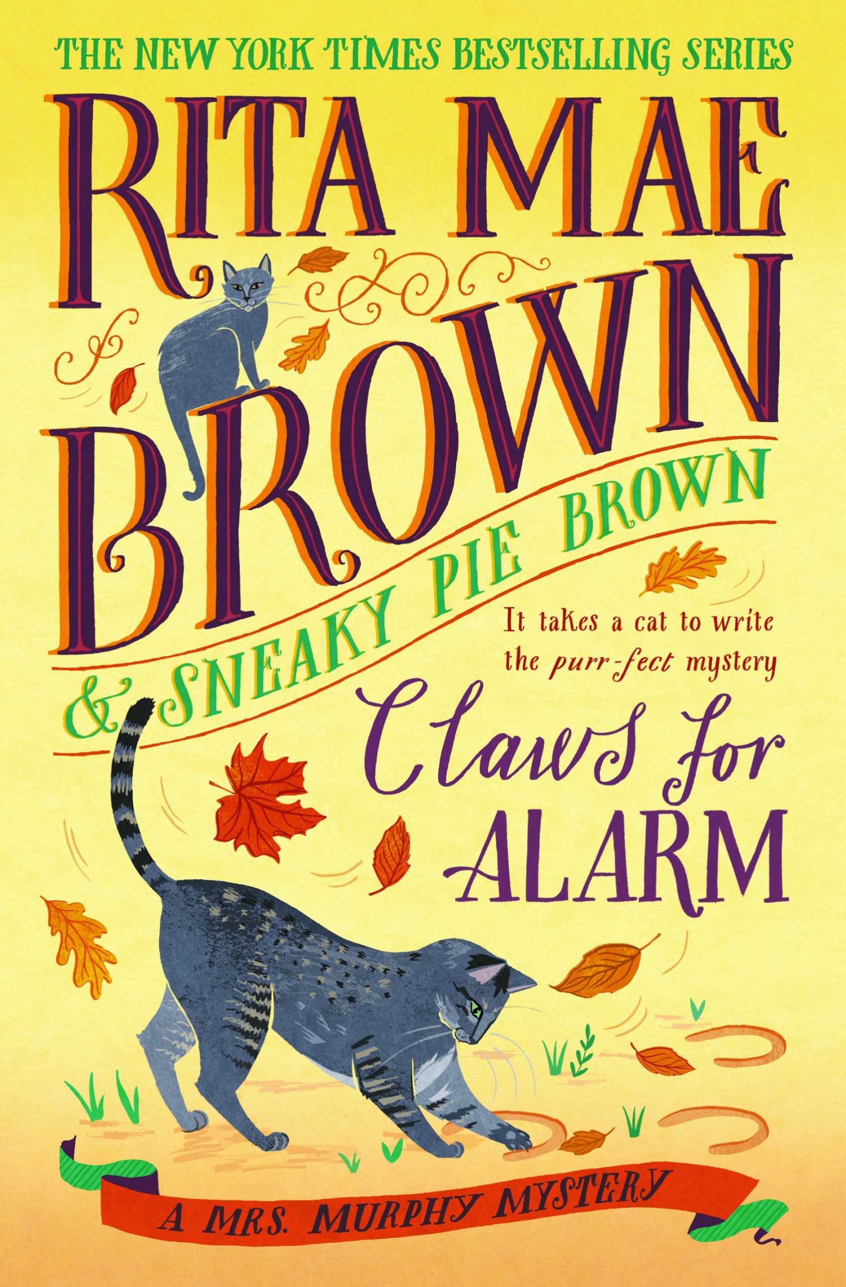 Claws for Alarm book cover